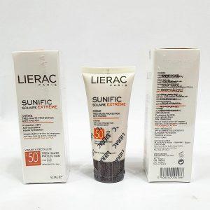 کرم ضد آفتاب لیراک LIERAC حجم 50 مل