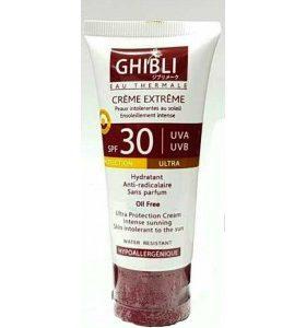 ضد آفتاب جبلی Ghibli SPF30 با حجم ۶۵میل